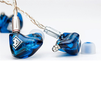 ЧТЗ DIY MMCX индивидуальный заказ 5BA балансными арматурными блок драйверы Шум шумоподавления монитор наушники DJ наушники для iPhone xiaomi