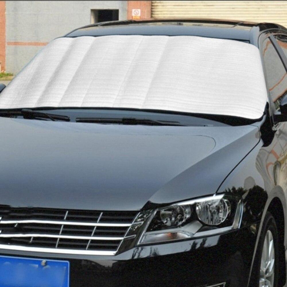 Профессиональный автомобильный чехол на лобовое стекло, защита от мороза, снега, защита от УФ-выцветания, защита от пыли, хлопковые автомобильные Чехлы, горячая новинка