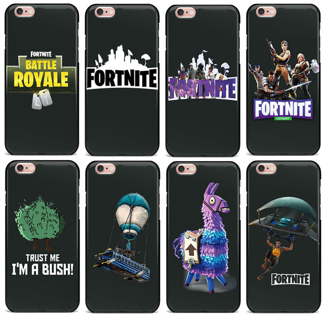 the best attitude 586a6 18731 US $0.6 |PUNQZY Fortnite Cool Case For Huawei P8 P9 P10 Plus P8 Lite 2017  Hot Games Illustration Patterned Light And Soft TPU Black shell-in ...