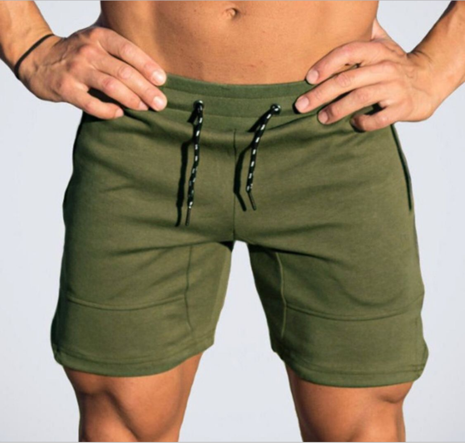 ZOGAA Mens Workout Shorts Camouflage Pure Color Mens Gym Bodybuilding Fitness Sweat Shorts Causal Slim Fit Military Mens Shorts