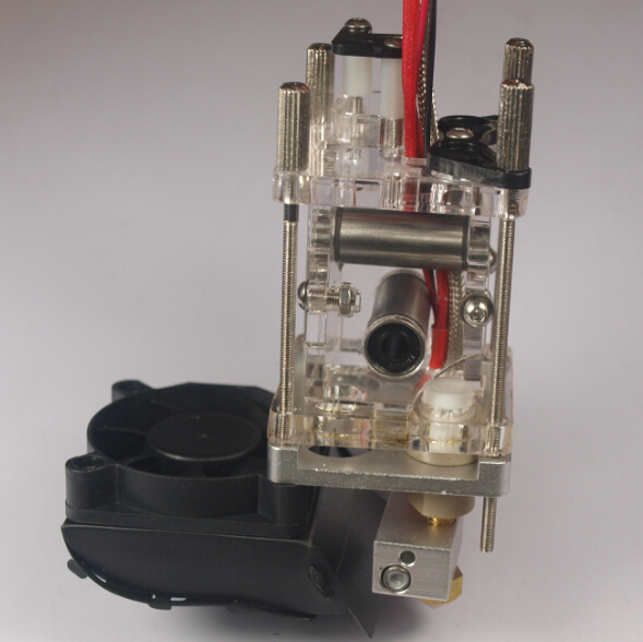 3D printer parts Ultimaker original arylic extruder head kit-set extrusion head housing assembly kit