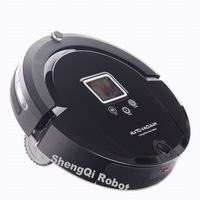 Most Advanced Robot Vacuum Cleaner Multifunction Sweep Vacuum Mop Sterilize Touch Screen Schedule Nail Drill