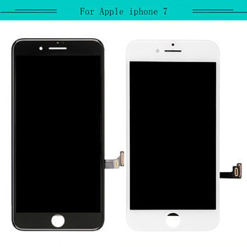 5pcs For Iphone 7 7G Full LCD Screen Display With Complete Touch Screen Glass Digitizer Assembly