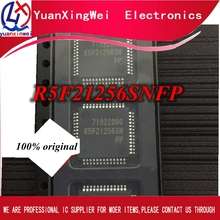 Frete grátis 10 R5F21256 R5F21256SN R5F21256SNFP pçs/lote 100% original QFP