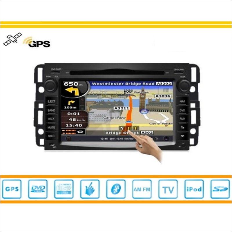 Android Car Multimedia Para Chevrolet Suburban Expreso Traverse Radio CD Dvd GPS