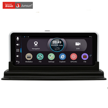 """New 6.5"""" IPS Car GPS Navigation Android 4.4 Rear view DVR Camera FHD 1080 Video Recorder WIFI Bluetooth Vehicle gps Navigator"""
