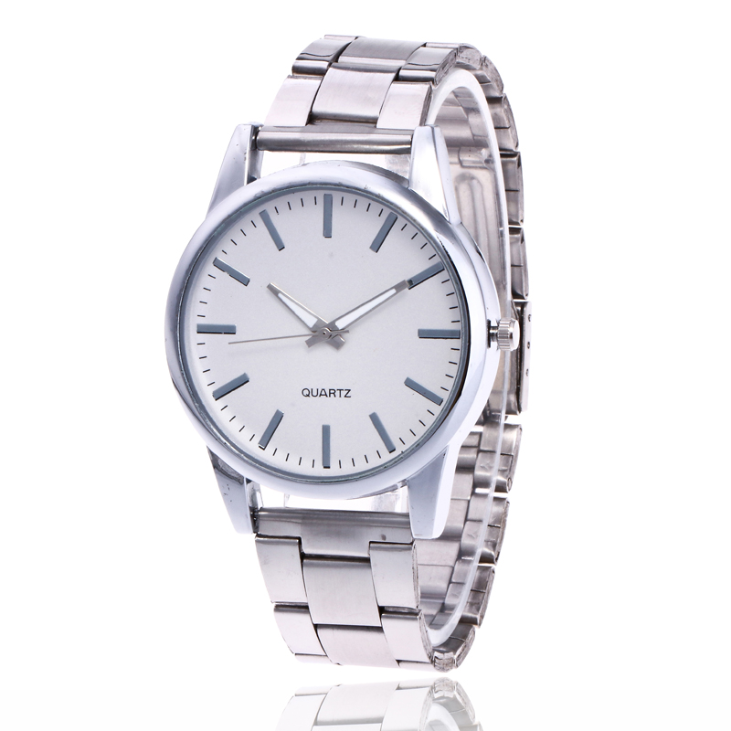 New Luxury Brand Silver Casual Quartz Watch Women Stainless Steel Watches Ladies Wrist Watch Relogio Feminino Hot Sale Top Clock new luxury brand dqg crystal rosy gold casual quartz watch women stainless steel dress watches relogio feminino clock hot sale