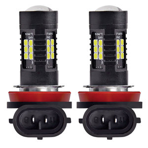 2PCS H11 LED Fog Light H8 3030