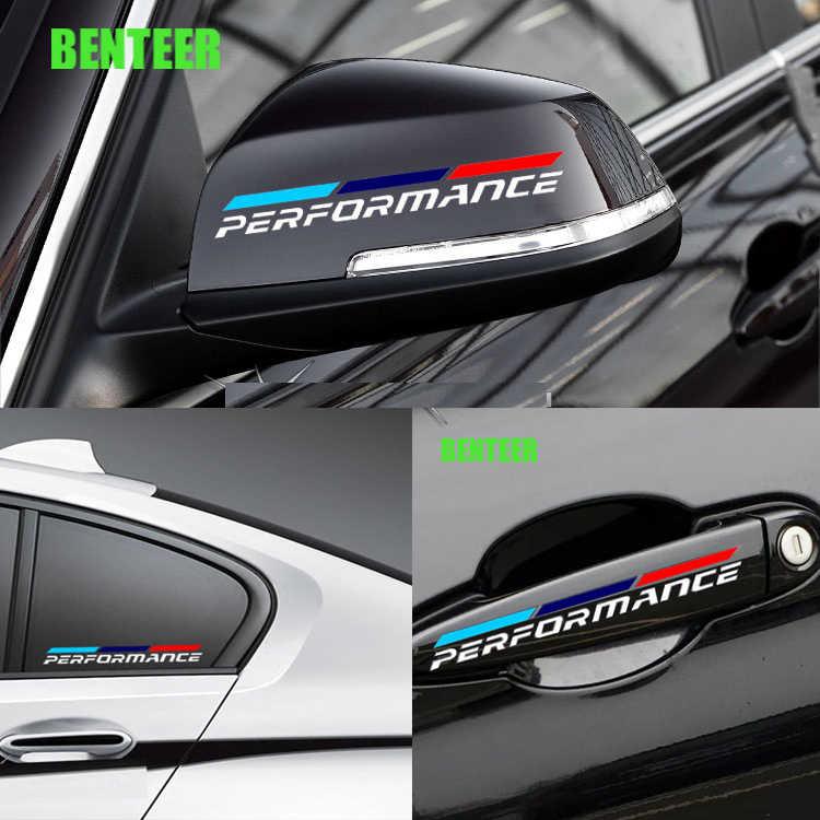PVC thân xe nhãn dán cho bmw E30 E34 E36 E39 E46 E53 E60 E61 E70 E71 E85 E87 E90 E91 e92 E83 F10 F20 F21 F30
