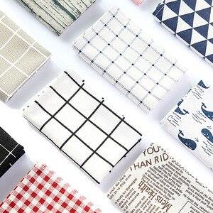 Image 2 - גבוהה באיכות תפר גבול מפית מפת שולחן תוספות צילום רקע בד מזון תמונה סטודיו צילום אבזרי