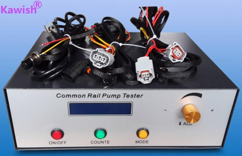 CRP850 common rail diesel pompe testeur pour diesel pompe HP0 pompe d'essai