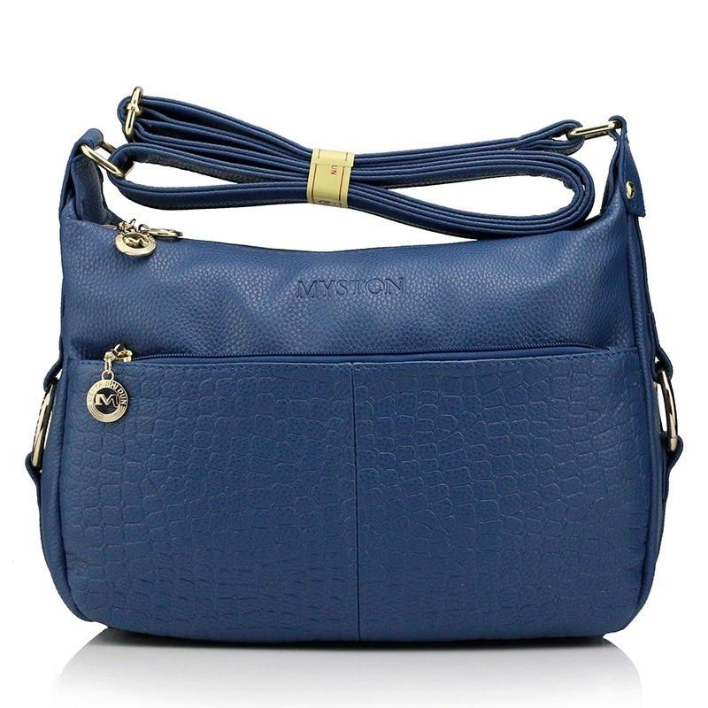 Genuine Leather Women Bag Satchel/Shoulder Bag Crossbody Handbags Women Messenger Bag Female Ladies Top-Handle Bags High Quality