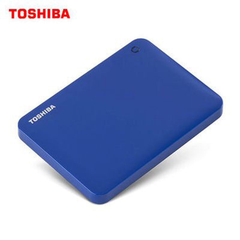 Toshiba HDD 2,5 1 ТБ 2 ТБ 3 ТБ 4 ТБ жесткий диск внешний жесткий диск 1 ТБ 2 ТБ 4 ТБ HD Портативный жесткого диска USB 3,0 Disco Duro Externo