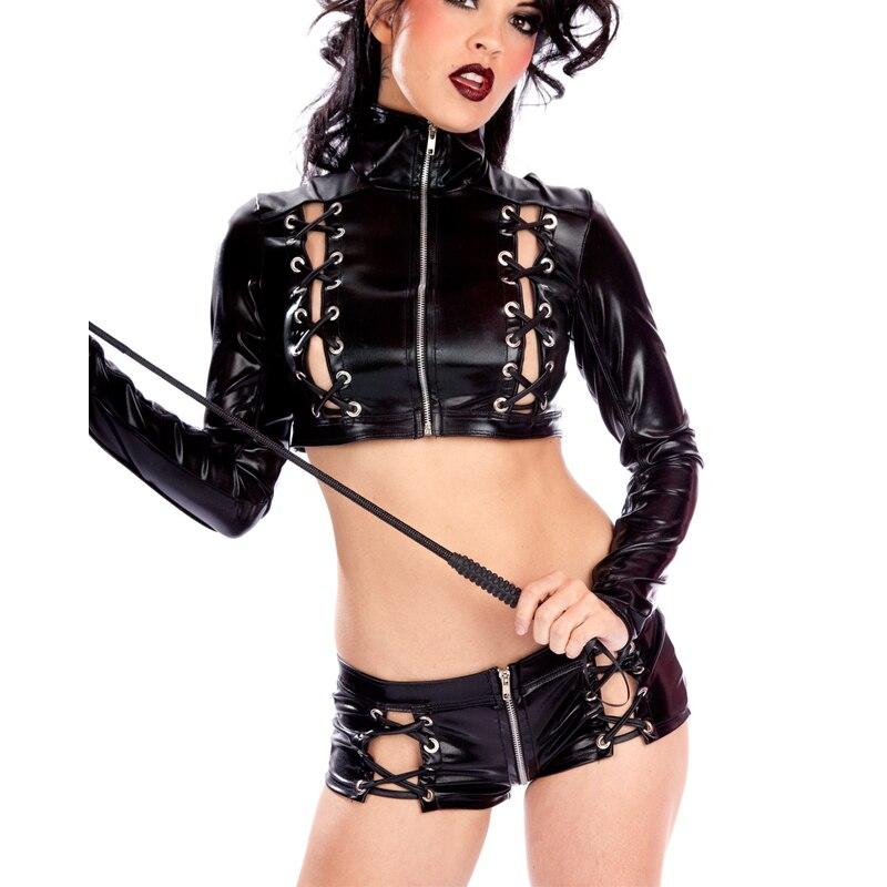Bondage type costumes
