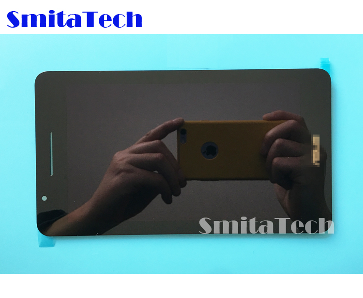 7 inch For Asus For ZenPad C 7.0 Z170 Z170CG P01Y Full LCD Display + Touch Screen Digitizer Assembly replacement panel new 11 6 full lcd display touch screen digitizer assembly upper part for sony vaio pro 11 svp112 series svp11216px svp11214cxs
