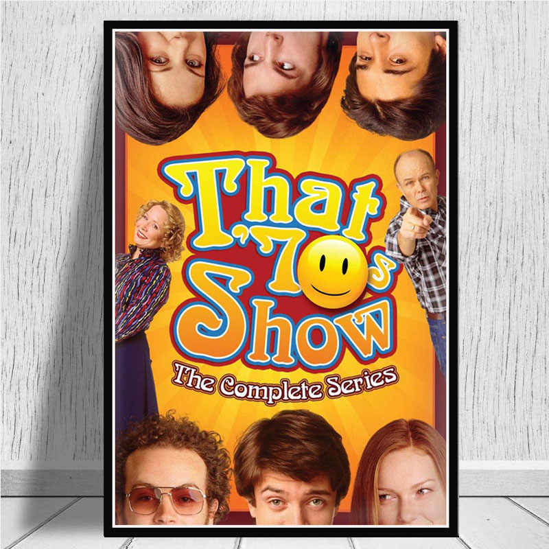 That /'70s Show USA Funny TV Series Show Poster 21 24x36 E-879