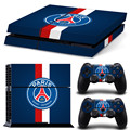 Top-Sale psg football team paris germain Skins for Playstation4 for PS4 Stickers Olympique de Marseille Protective Skins