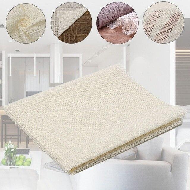 68x200cm Antislip Fabric Nonslip For Cushion Carpet Accessories Rug Mat Underlay Matting Cloth