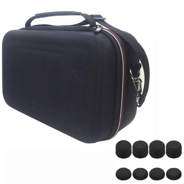 Saco de armazenamento de viagem para nintendoswitch interruptor nintendoswitch console escudo durável caso nitendo para ns interruptor acessórios saco de proteção