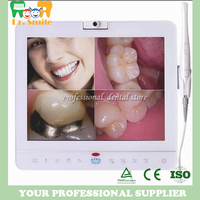 15 дюймов Беспроводной зубные монитор интраоральной Камера Системы ЖК дисплей держатель MD1500 устные Камера эндоскопа все в одном