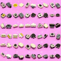 cltgxdd 30models 30pcs Touch ON/OFF micro switch for Xiaomi Samsung Moto N6120 tactile push button switch 3*6*3.5mm 2*4*3.5mm