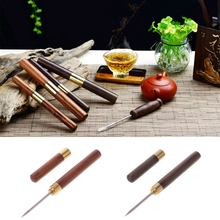 Puer Tools Tea Cone Needle For Breaking Prying Tea Brick Professional Tool стоимость