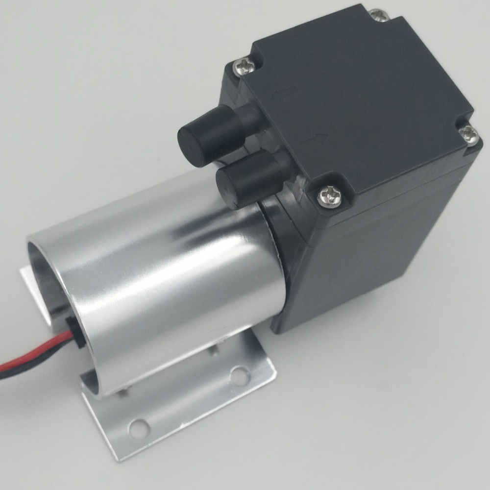 600mmHg vacuum 12V/9V/24V dc brushless electric diaphragm vacuum pump with 15L/M flow стоимость
