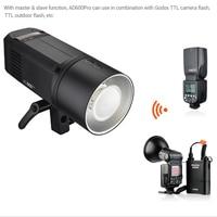 Godox Led Camera Light AD600Pro 600Ws TTL HSS Flash 2.4G Wireless For SONY A58 A7RII Light for Photo Studio VS Ring Light