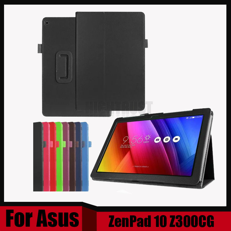 3 in 1 New Litchi PU Leather Case Stand Slim Cover For ASUS Zenpad 10 Z300C Z300CL Z300CG 10.1 Tablet PC + Stylus + Screen Film 3 in 1 hot sale new arrival stand litchi pu leather case cover for lenovo a7600 a10 70 a10 70 tablet pc stylus screen film