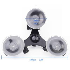 Image 5 - SOONSUN אביזרי עבור GoPro רכב חלון משולש פרייר יניקה Pro עבור Hero9 8 7 6 5 4 3 עבור DJI אוסמו פעולה עבור יי