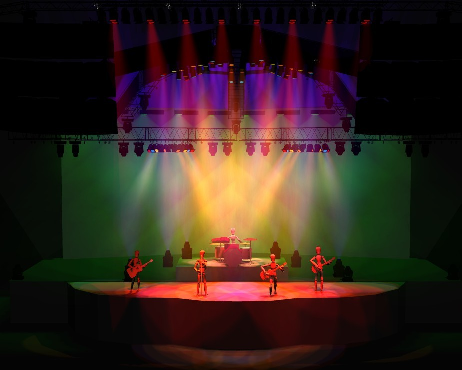 R22 the worlds leading professional stage lighting design simulation software 3d rendering send tutorial on aliexpress com alibaba group