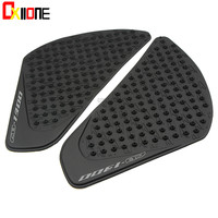 Motorcycle Anti slip Tank Pad 3M Side Gas Knee Grip Traction Pads Protector Stickers For Honda CB1300 2006 2015