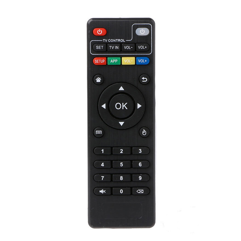 Universal IR Remote Control for Android <font><b>TV</b></font> <font><b>Box</b></font> <font><b>MXQ</b></font>-<font><b>4K</b></font> <font><b>MXQ</b></font> <font><b>PRO</b></font> H96 proT9 Replacement Remote Controller image