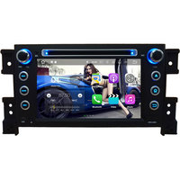 7 Android 7 1 2 Quad Core 2GB RAM Car Dvd Gps Navigation Video Stereo 2