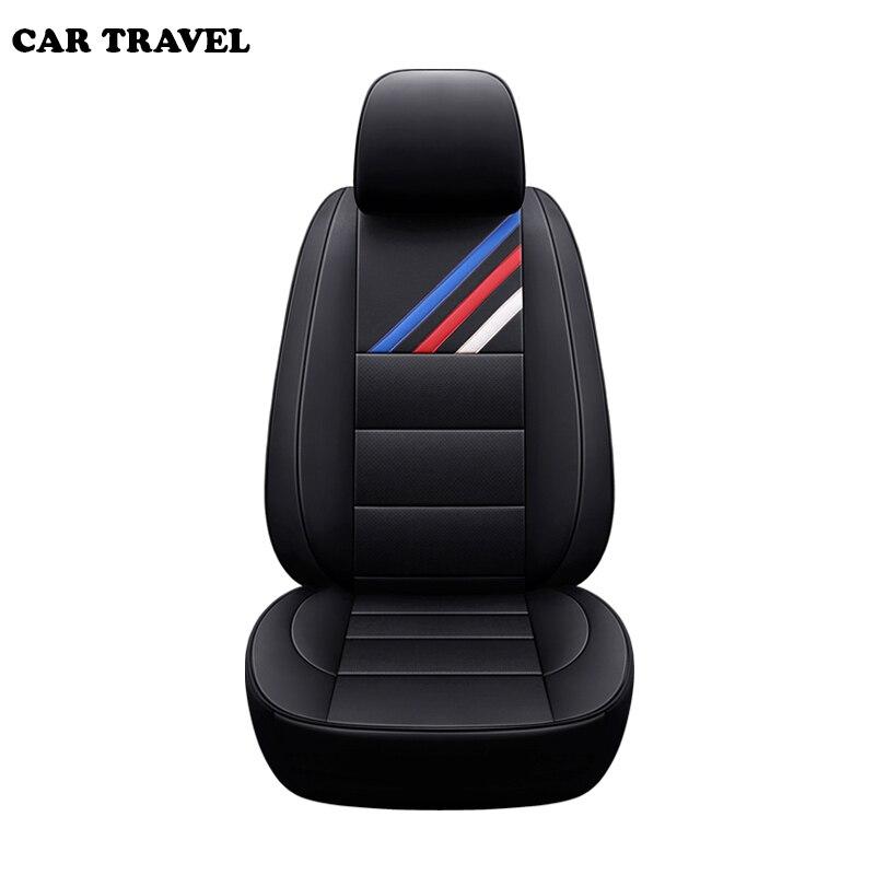 Cuero genuino auto cubierta de asiento de coche personalizada para opel astra h g j insignia vectra b meriva vectra c mokka auto accesorios de estilo