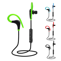 AX 01 Wireless Bluetooth Headset Sport Stereo Headphone Earphone Music MP3 Playing Answer Call OD