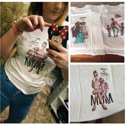 super mom tshirt women harajuku mama tee shirt femme Vogue top funny Mother's Day T Shirt oversize clothes 2019 camisetas female 5