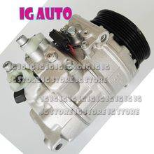 Auto AC Compressor For Mercedes Benz W211 C209 S211 A209 W639 A0012301411 A0012302811 A0022305411 4471707004 0012300811