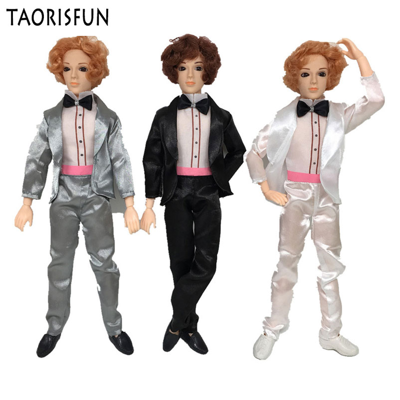 Best Gift 30cm 14 Moveable Jointed Doll Ken MAN Naked Body Boyfriend Prince Nude