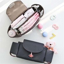 YOOAP Baby Stroller Packing Bag, Storage Car Diaper Bottle Holder, Belt Clip, Waterproof.