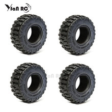 4PCS MERC Super Grip 2.2 Inch Tires 120mm tires FOR 1/10 SCALE Axial 90018 90048 90045 90031 TRX4 D90