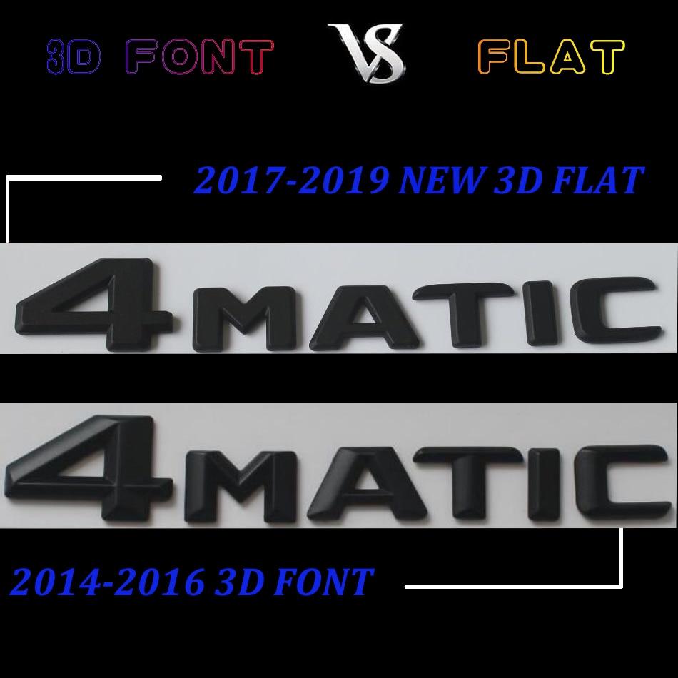3D 4MATIC VS