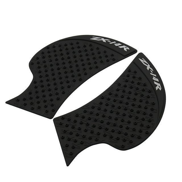 Para KAWASAKI ZX14 ZX 14 ZX 14R ZX 14R 2006 2015 pegatinas de accesorios de motocicleta agarre Protector