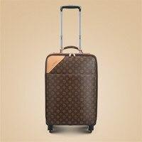 Универсальный колеса тележки для багажа сумка дорожная сумка 24 багаж чемодан commercial16 18 20 22 перетащить коробки наборы для обувь для мужчин и ж