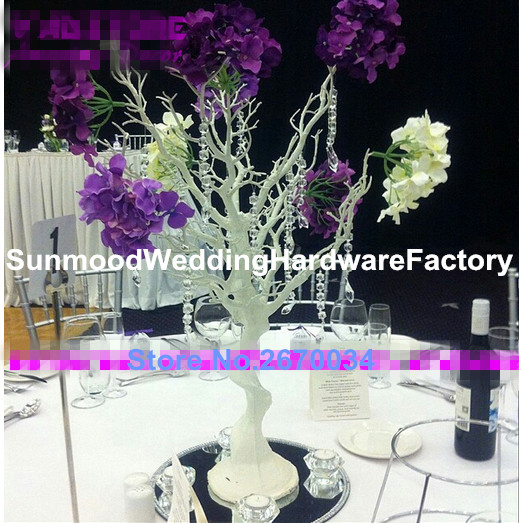 Wedding Flower Vases Wholesale: Wholesale Crystal Flower Vase Plastics Vases For Wedding
