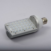 2015 Sale New Aluminum Emc Fcc 2pcs Lot E40 Led Street Light Bulbs with 28w Power 85 To 265v Ac Voltage Ce And Rohs Certified
