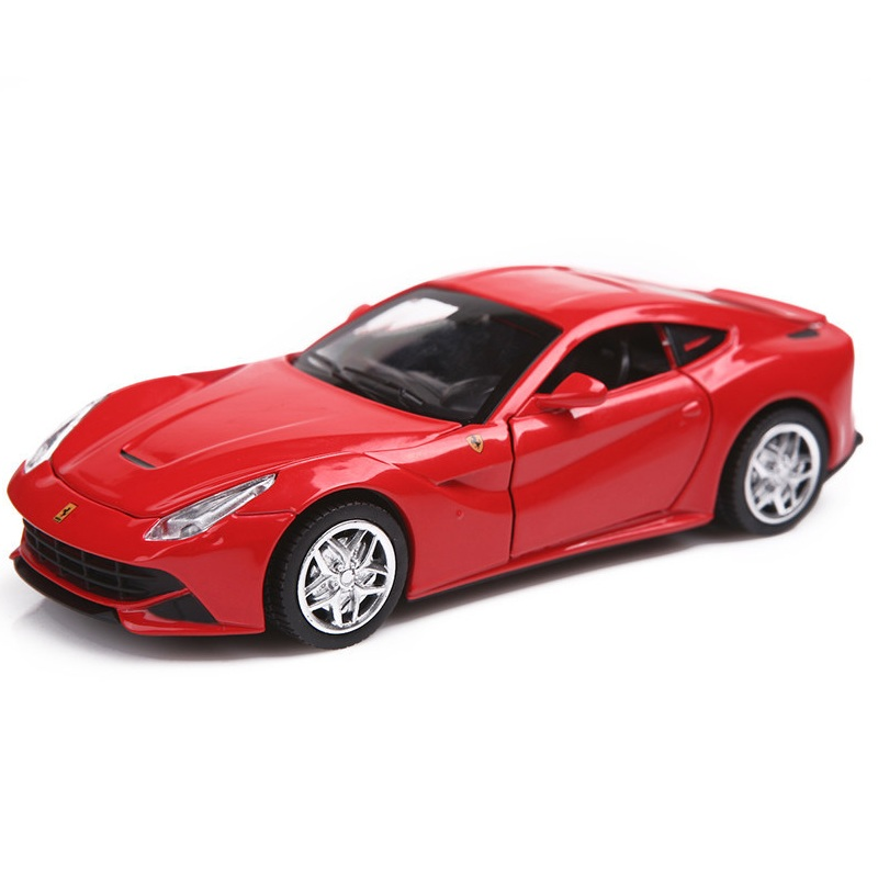 KD Model 14.5Cm Die Cast Supercar F12 (#DH32031) Ratio 1/32 Excellent Quality As Gift For Boy Also Collection