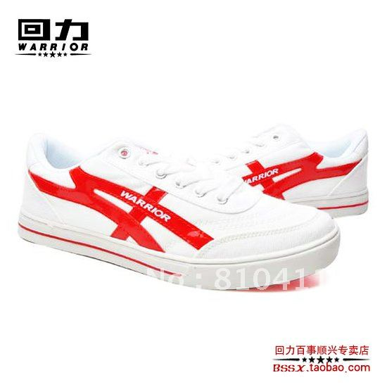 Warrior shoes WD 2A canvas shoes