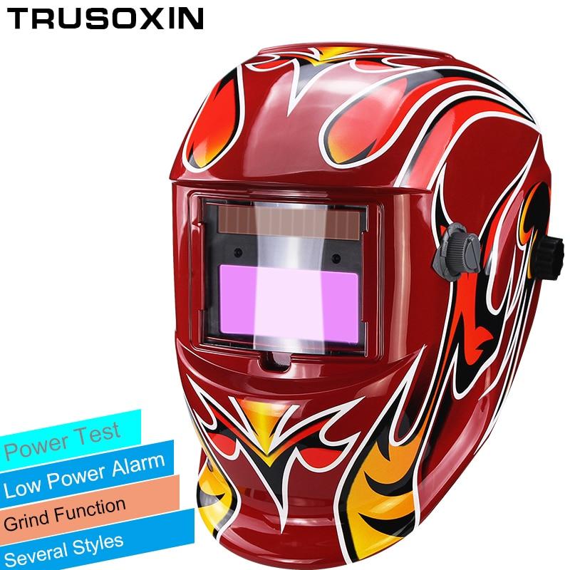 Новинка, автоматическая сварочная маска Domino для сварки/затенения/полировки TIG MIG MMA, шлем/сварочные очки для сварки|arc welding mask|welding masktig mig | АлиЭкспресс