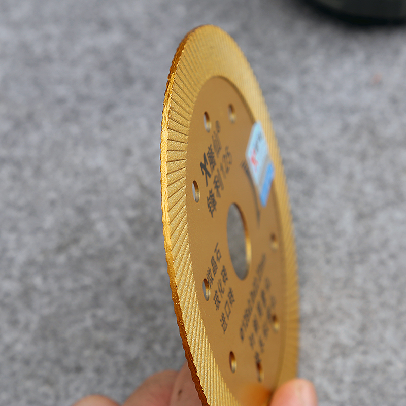 125 ultra-thin corrugated cutting disc Diamond saw blade Bo changes a brick of pottery and porcelain stone marble stone tablets125 ultra-thin corrugated cutting disc Diamond saw blade Bo changes a brick of pottery and porcelain stone marble stone tablets